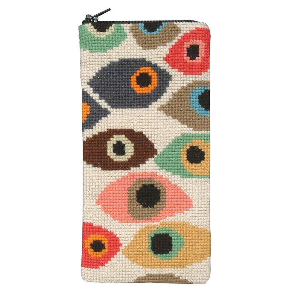 Fru Zippe: Spectacles Case Cross Stitch Kit Fru Zippe Other Stuff