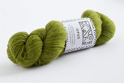 Gabardine Shawl Kit Walcot Yarns Kits & Combos Greenery Opus