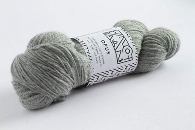 Gabardine Shawl Kit Walcot Yarns Kits & Combos Grey Opus