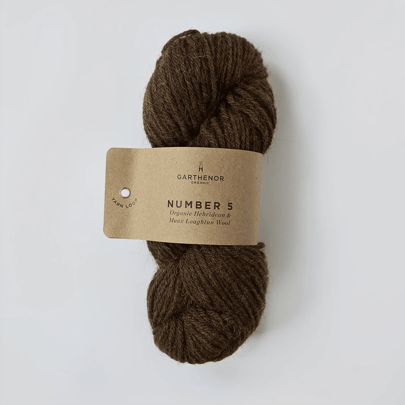 Garthenor Number 5 Garthenor Yarn