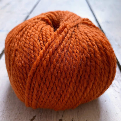 Hamelton 1 BC Garn Yarn 116 Orange