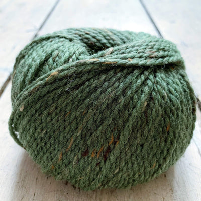 Hamelton Tweed 1 BC Garn Yarn 14 Summer Green