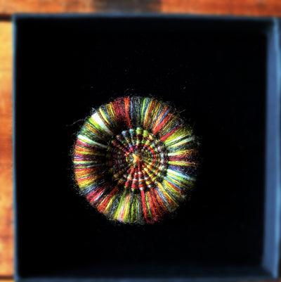 Handmade Dorset Button Brooches TJFrog Buttons & Fasteners Small 2
