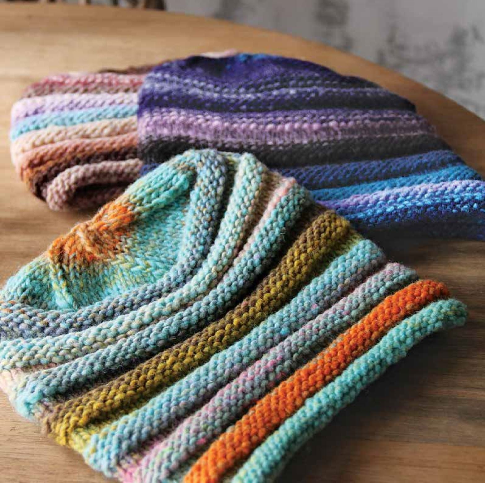 Hat Pattern by Noro Noro Pattern