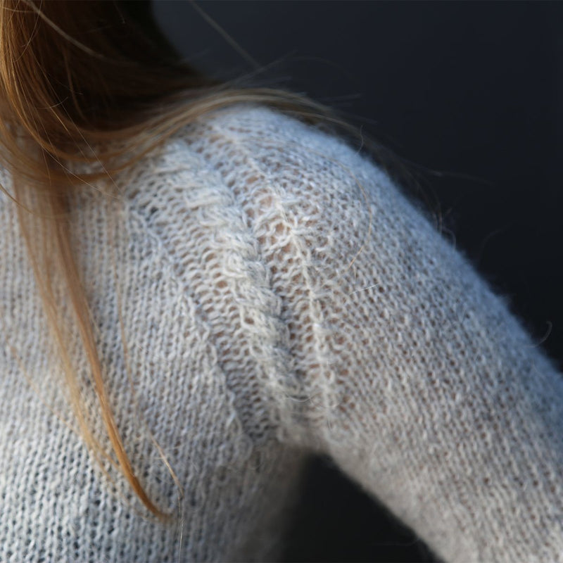 HB 01 Sweater Pattern einrum Knitting Pattern