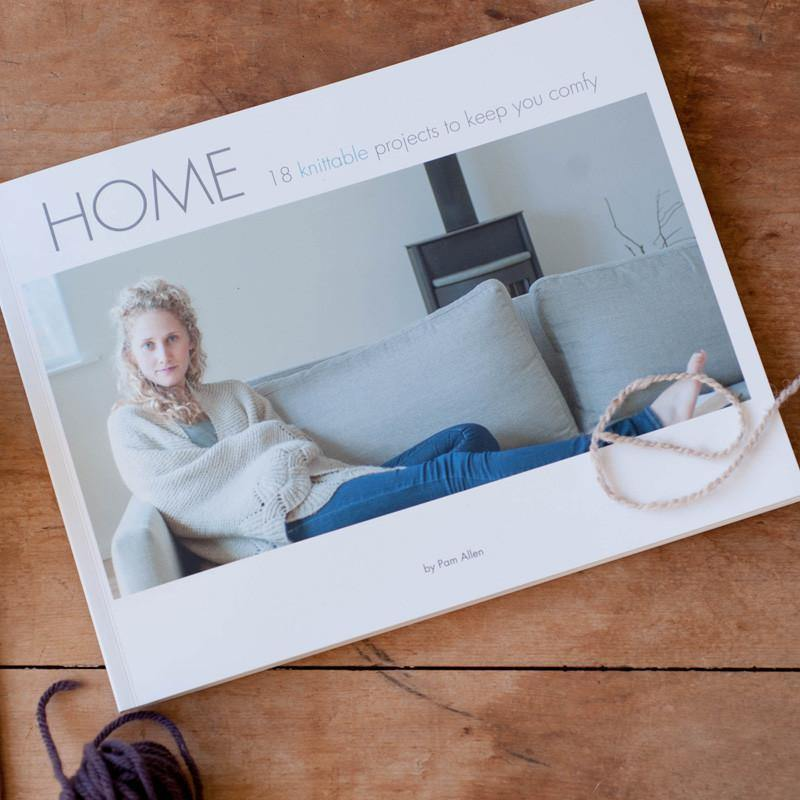 Home: 18 projects to keep you comfy Quince & Co. Book