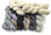 Home Sweet Home Cashmere Blanket Kit Artyarns Kits & Combos Cool Greys