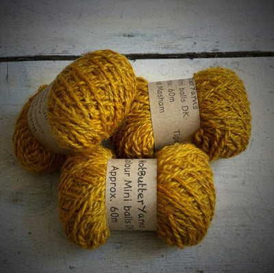 Hot Butter Mini DK Bundle Hot Butter Yarns Yarn
