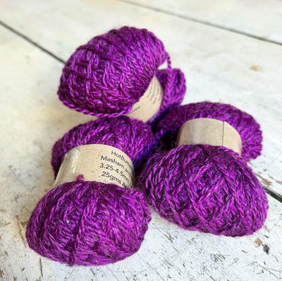 Hot Butter Mini DK Bundle Hot Butter Yarns Yarn Alexandrite HB
