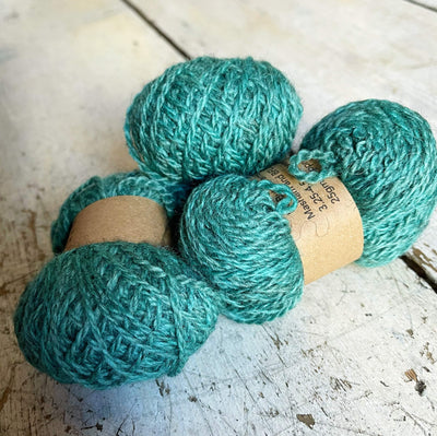 Hot Butter Mini DK Bundle Hot Butter Yarns Yarn Aquamarine HB