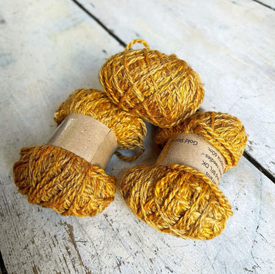 Hot Butter Mini DK Bundle Hot Butter Yarns Yarn Gold Stone HB