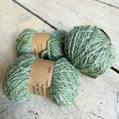 Hot Butter Mini DK Bundle Hot Butter Yarns Yarn Jade HB