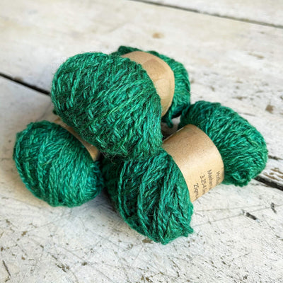 Hot Butter Mini DK Bundle Hot Butter Yarns Yarn Malachite HB