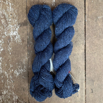 Isager Tweed (2,5) Isager Yarn Navy Is Tweed