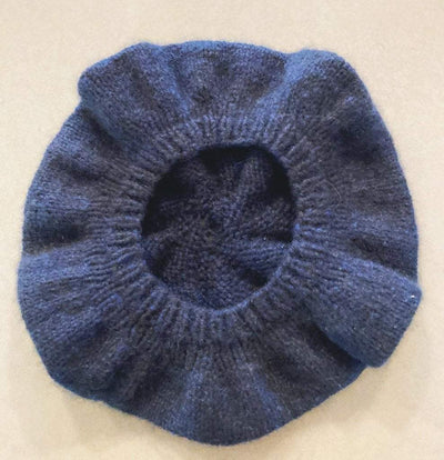 Jacqueline Beret Pattern by Clinton Hill Cashmere Clinton Hill Cashmere Pattern