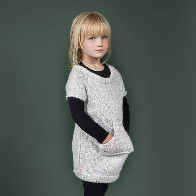 KBG 06 Kids Jumper Pattern einrum Knitting Pattern