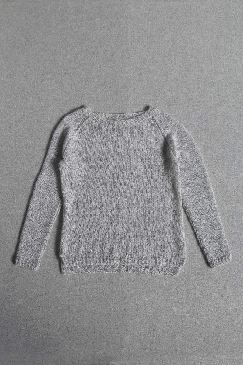 KBG 09 Sweater Pattern einrum Pattern