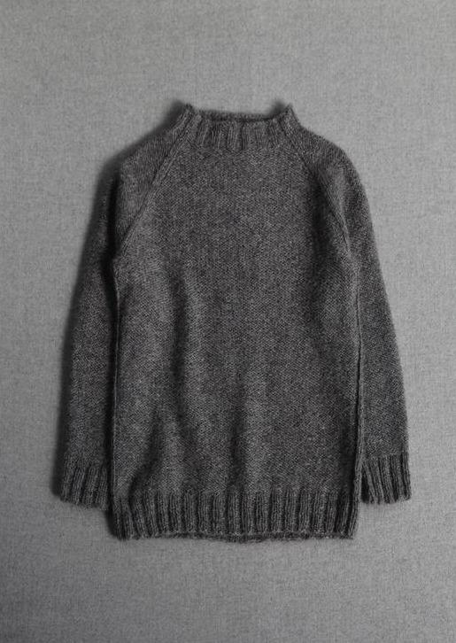 KBG 11 Sweater Pattern einrum Pattern