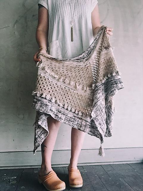Knit a Shawl-KAL-Course: 29th Jan, 5th, 12th, 19th Feb tribeyarns Event