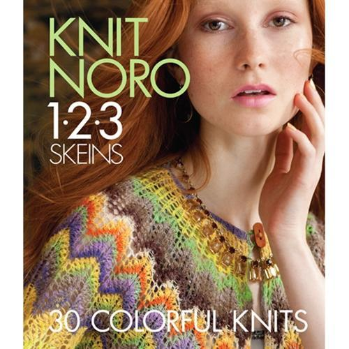 Knit Noro 1-2-3 Skeins Noro Book