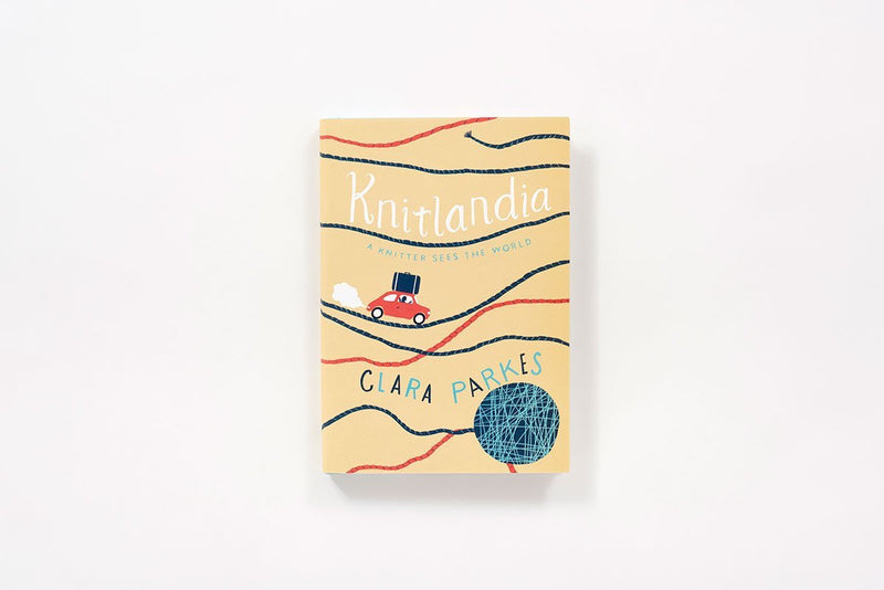 Knitlandia by Clara Parkes Abrams Press Book