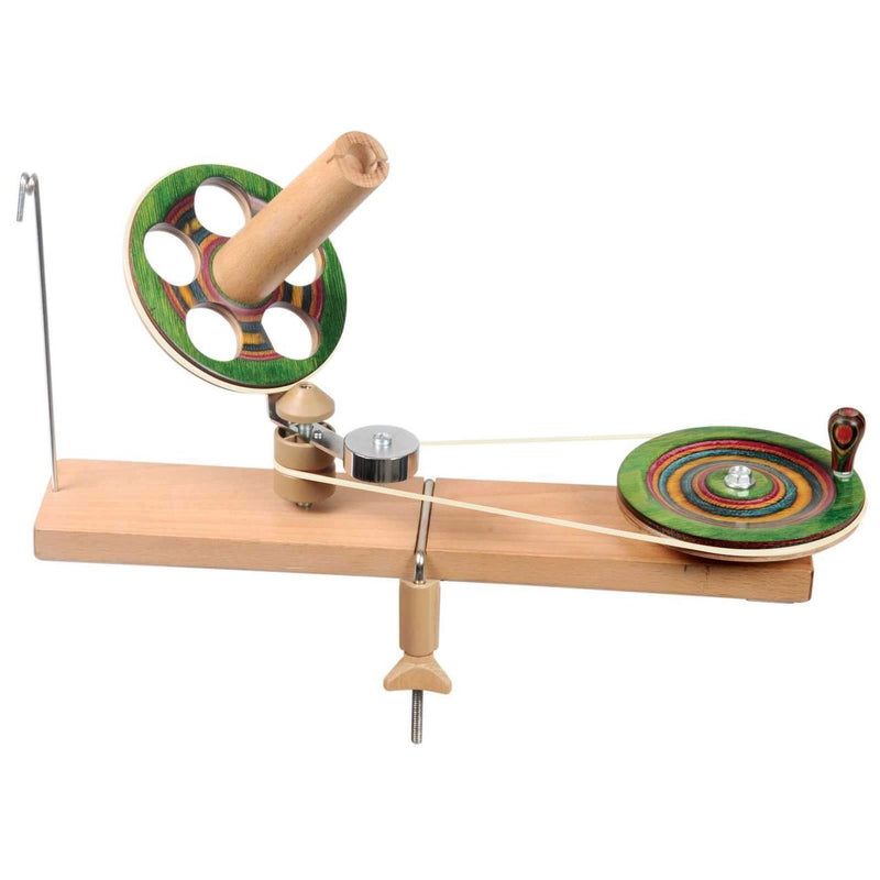 KnitPro Natural Wood Mega Ball Winder