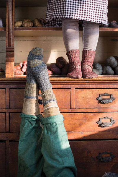 Knits About Winter by Emily Foden Pom Pom Press Magazine