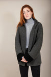 Lafayette Coat Pattern by Clinton Hill Cashmere Clinton Hill Cashmere Pattern