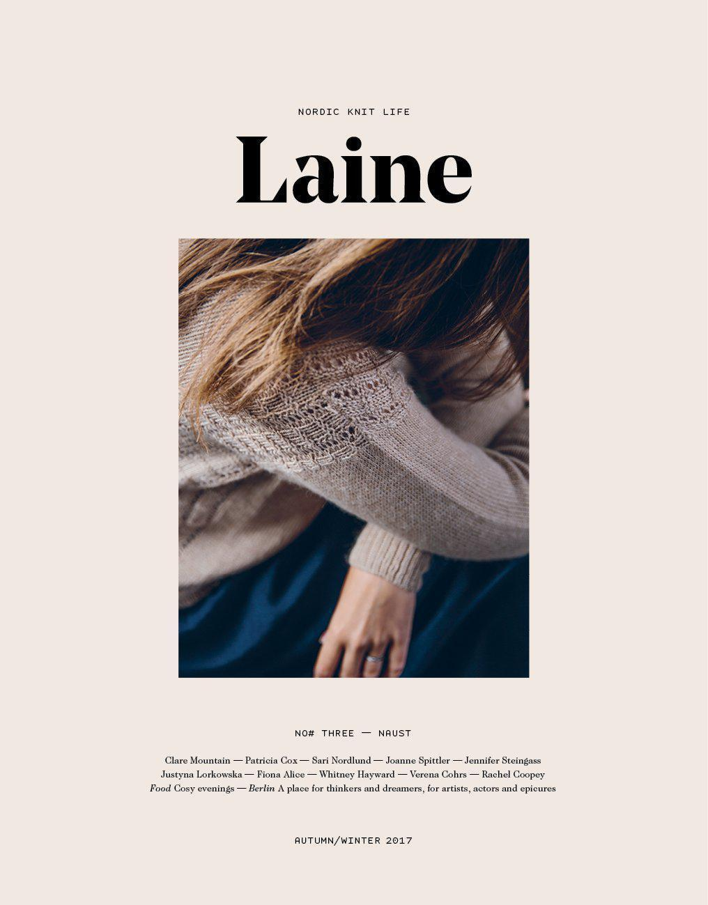 Laine Magazine - Issue 3 Laine Magazine