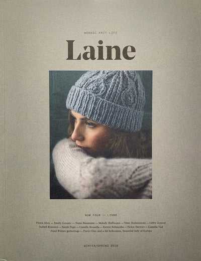 Laine Magazine - Issue 4 Laine Magazine