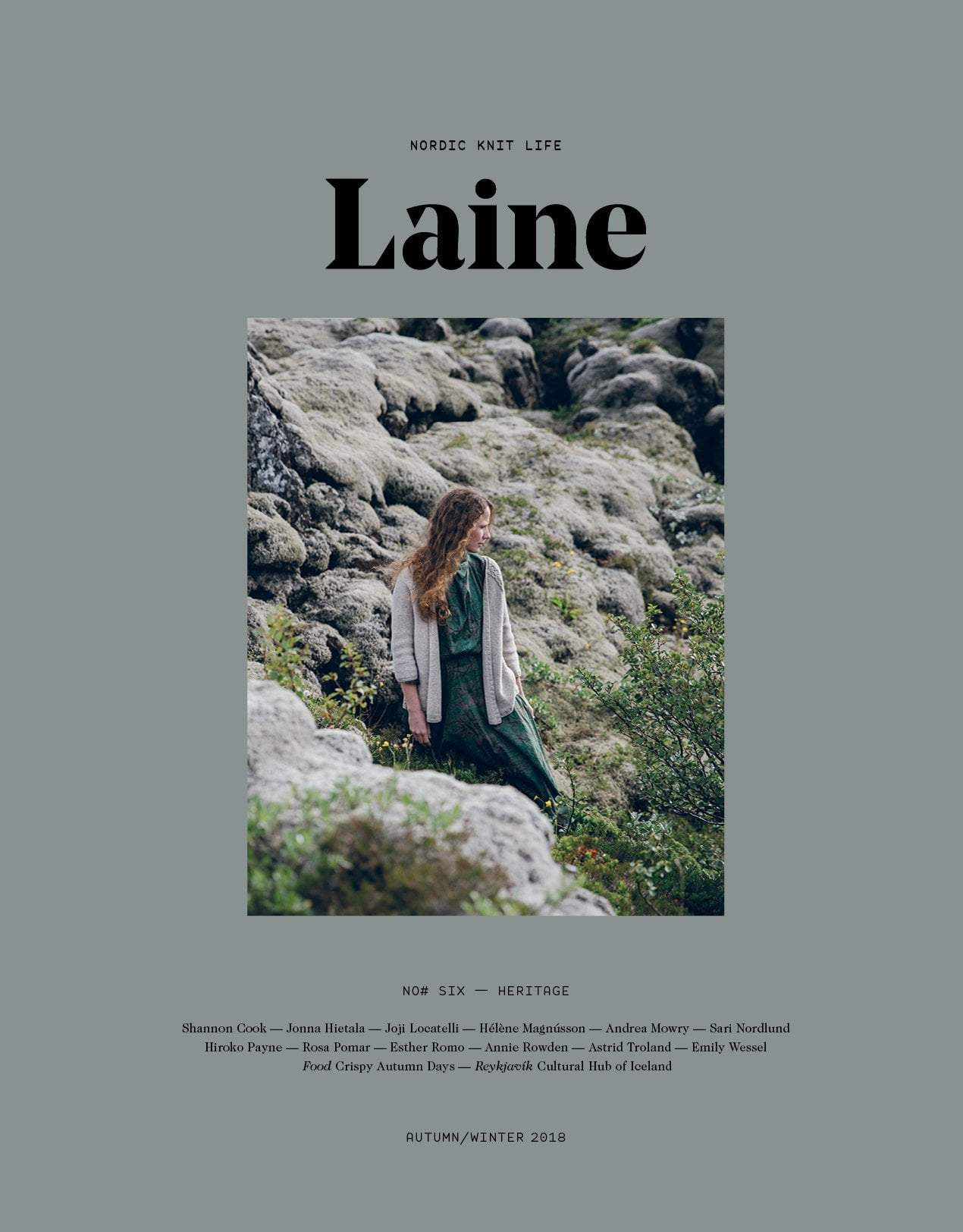 Laine Magazine - Issue 6 Laine Magazine