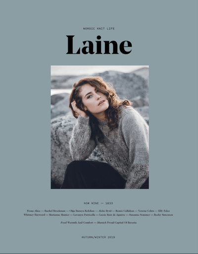 Laine Magazine - Issue 9 Laine Magazine
