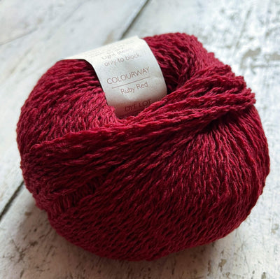 Lalland Di Gilpin Yarn Ruby Red