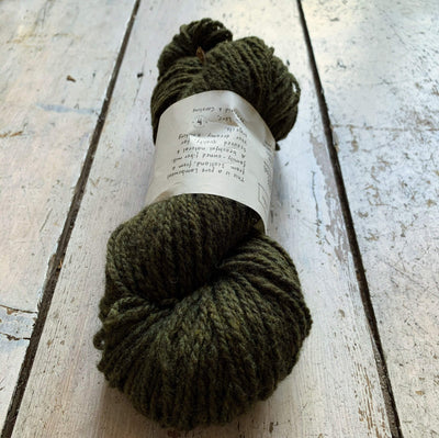 Le Gros Lambswool Biches & Bûches Yarn Le Gros Dark Green