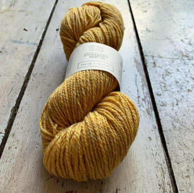 Le Gros Lambswool Biches & Bûches Yarn Le Gros Light Yellow