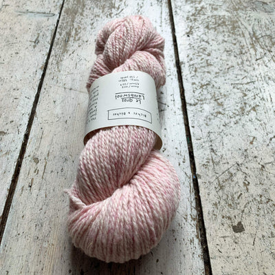 Le Gros Lambswool Biches & Bûches Yarn Le Gros Very Light Pink
