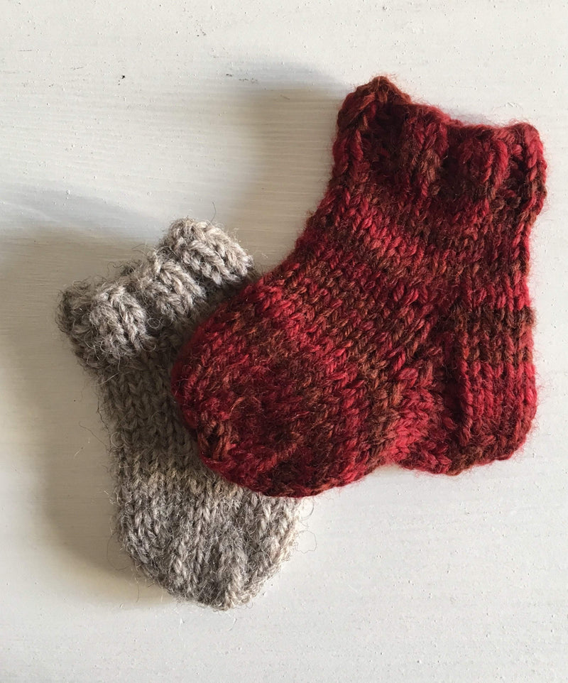Learn to Knit Socks: Wed 18th Mar tribeyarns Event