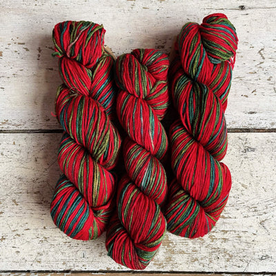 Limited Edition Christmas Uneek Worsted Urth Yarns Yarn