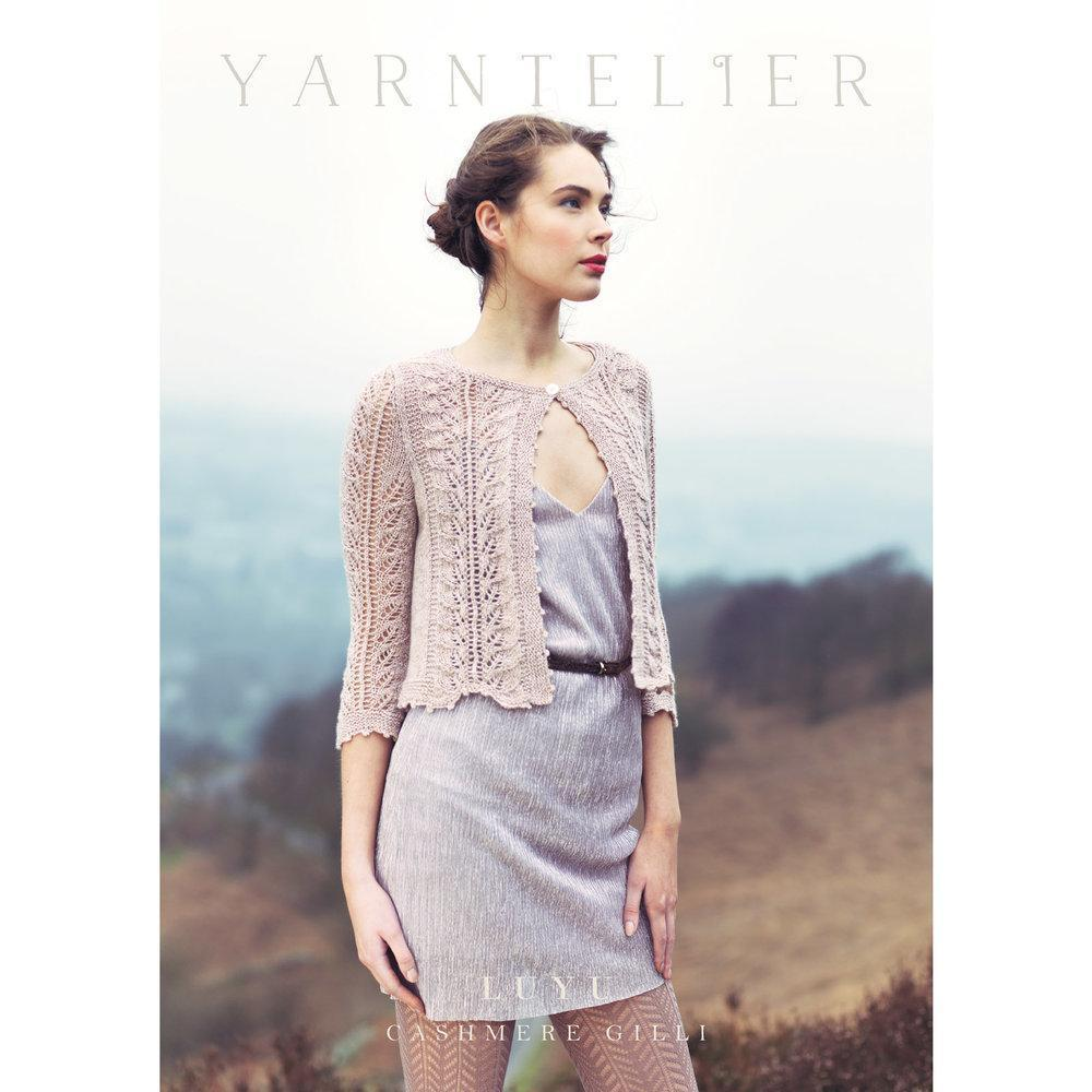 Luyu Pattern Yarntelier Knitting Pattern