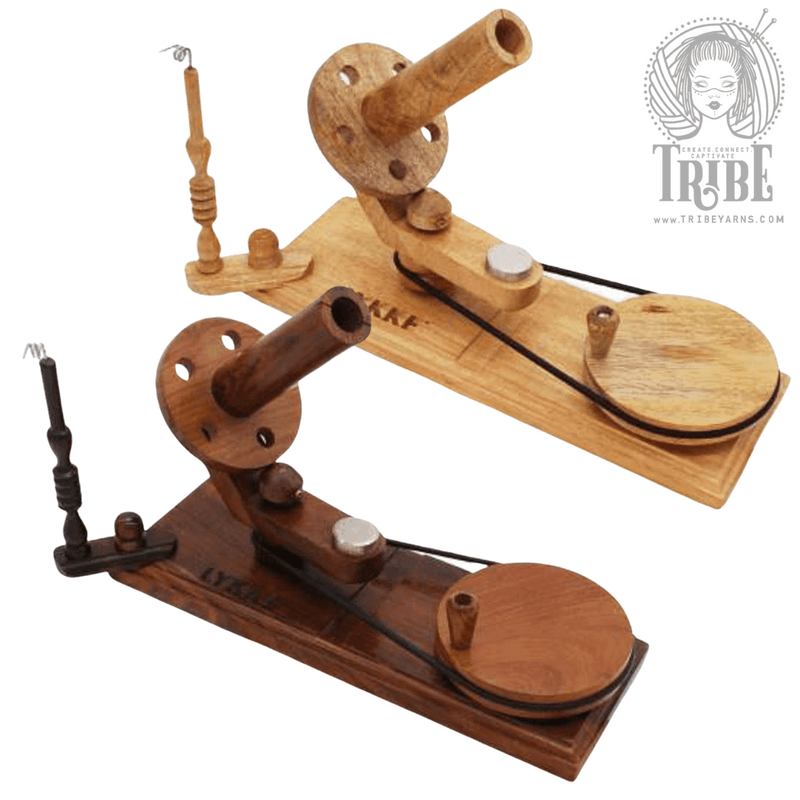 Lykke Sustainable Mango Wood Ball Winder LYKKE Other Stuff