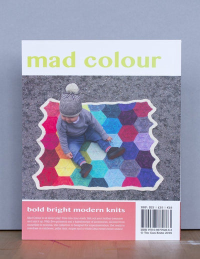 Mad Colour - Tin Can Knits Ysolda Book