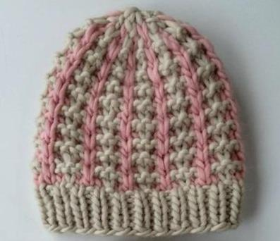 Making Tracks Hat Pattern Mrs Moon Pattern
