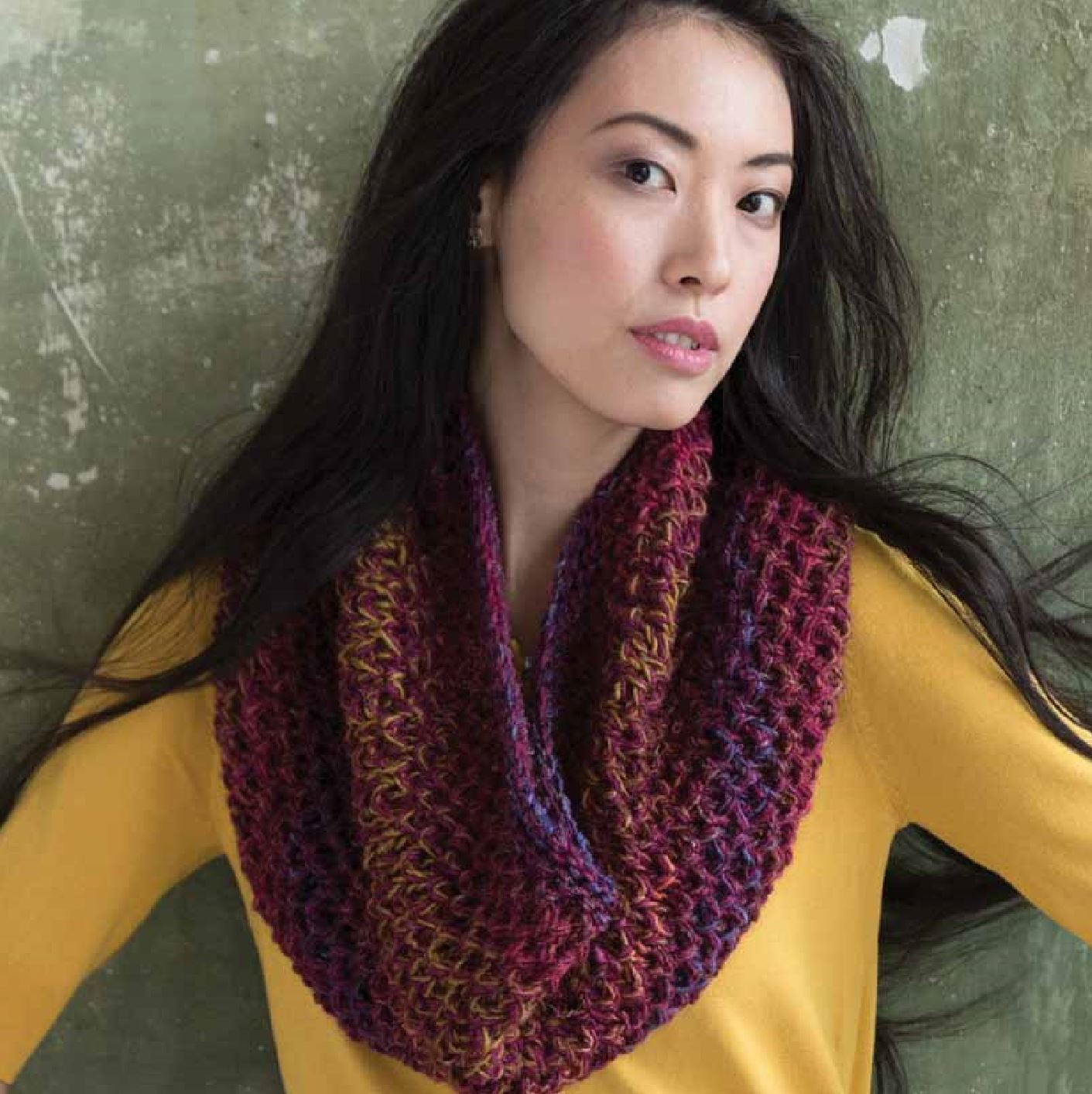 Marled Cowl Pattern by Noro Noro Pattern