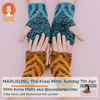 MARLISLING: The Kraii Mitts with Anna Maltz, Sunday 7th Apr tribeyarns Event Default Title