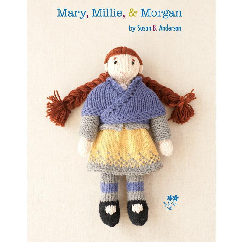 Mary, Millie, and Morgan Quince & Co. Book