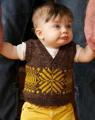 Max & Bodhi's Wardrobe — Tin Can Knits Ysolda Book