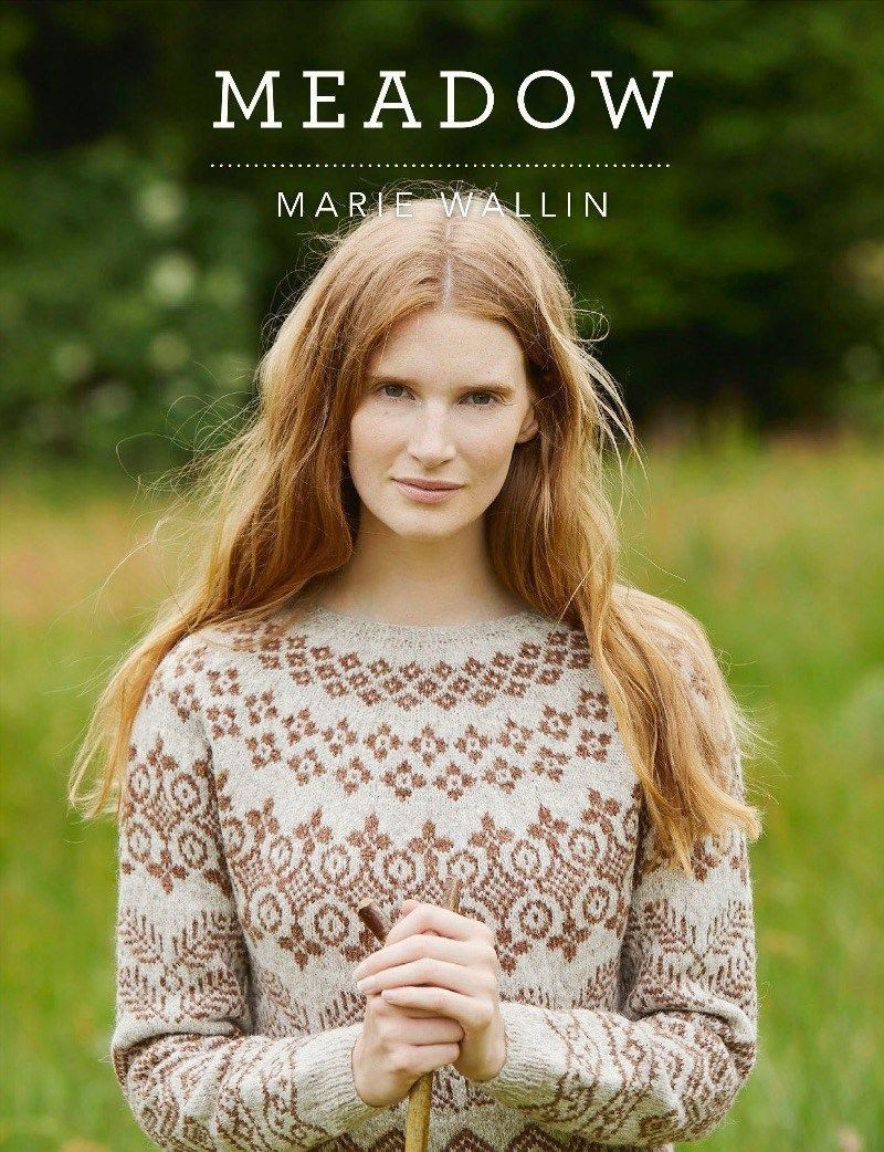Meadow - Marie Wallin Marie Wallin Book