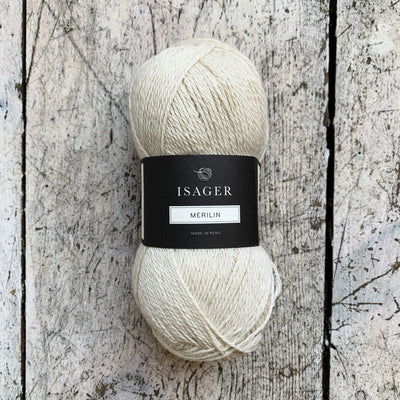Merilin (2) Isager Yarn Merilin 0