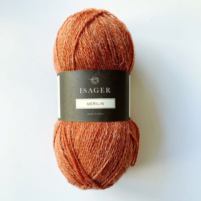Merilin (2) Isager Yarn Merilin 1