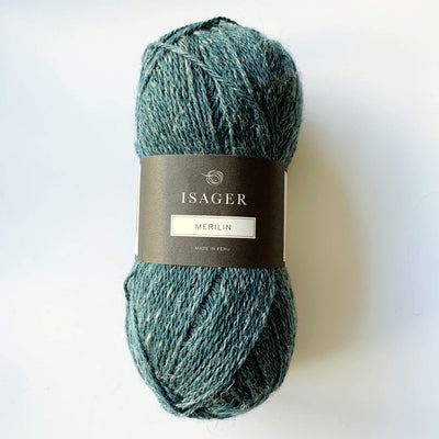 Merilin (2) Isager Yarn Merilin 16